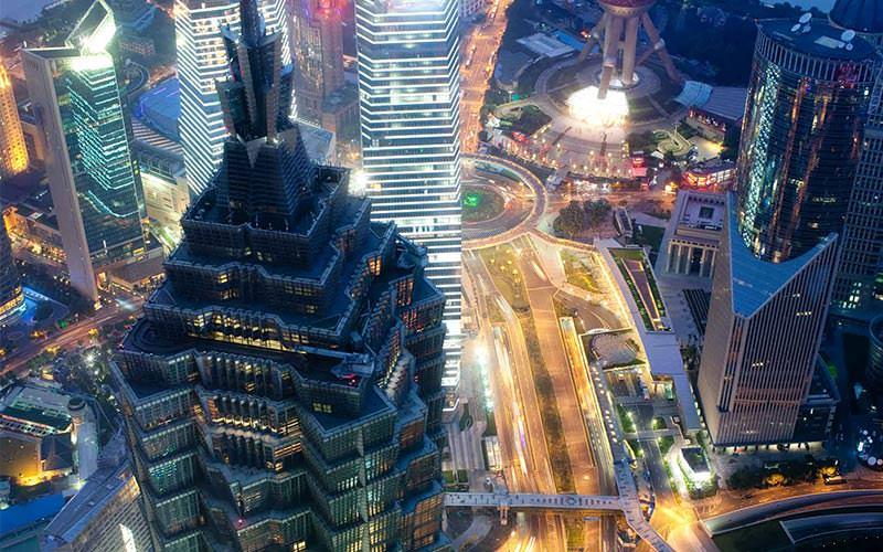 حمل و نقل عمومی شانگهای