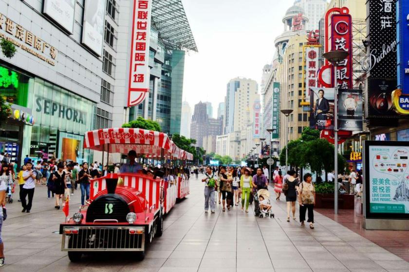 راهنمای خرید در شانگهای