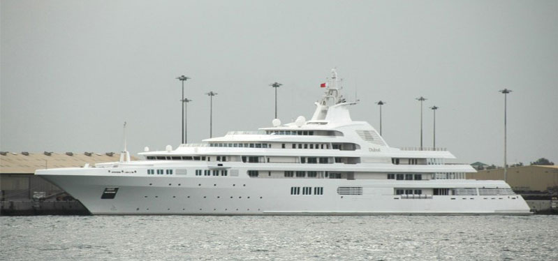 کشتی های تفریحی گران قیمت