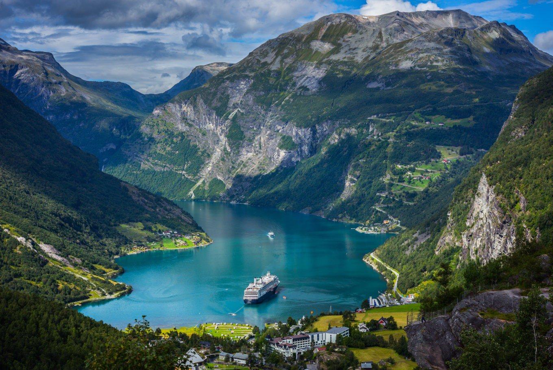 بزرگترین تونل عبور کشتی در دنیا در اِستاد نروژ ساخته خواهد شد