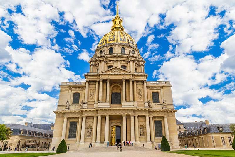 معرفی موزه انولید پاریس