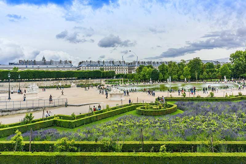 معرفی باغ تویلری (Tuileries Garden) پاریس فرانسه