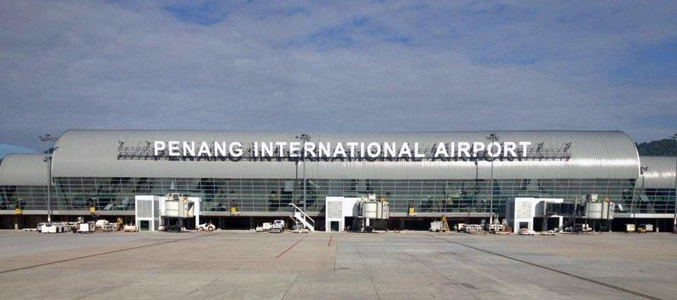 آشنایی با فرودگاه بین المللی پنانگ در تور مالزی
