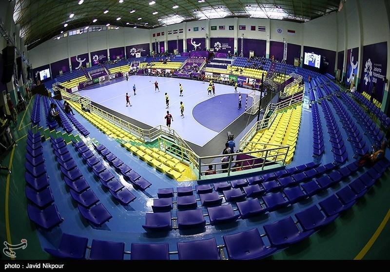 هندبال نوجوانان آسیا، برتری ایران مقابل امارات در سومین دیدار