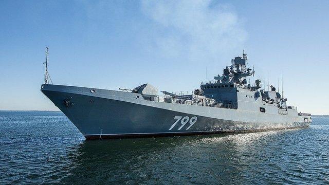 هند از روسیه کشتی جنگی می خرد
