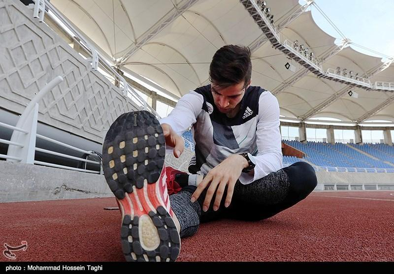اتفاق عجیب برای حسن تفتیان، قهرمان آسیا چرا در فینال لیگ دوومیدانی شرکت نکرد؟