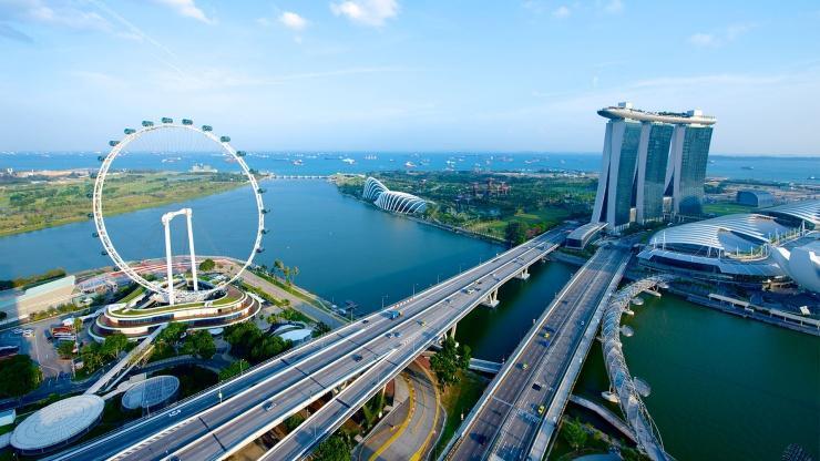 سفر به سنگاپور با کشتی کروز