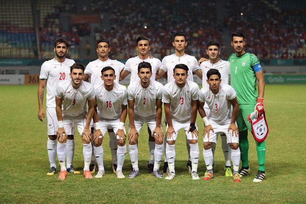 زمان دور اول رقابت های انتخابی تیم فوتبال امید تعیین شد