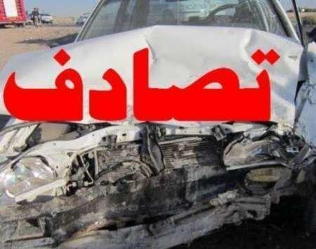 وقوع دو سانحه رانندگی در زنجان با 3 کشته و 5 مجروح