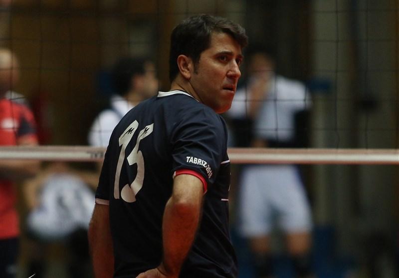 حسینی: از والیبال لذت می برم، در اوج آمادگی از تیم ملی کنار گذاشته شدم