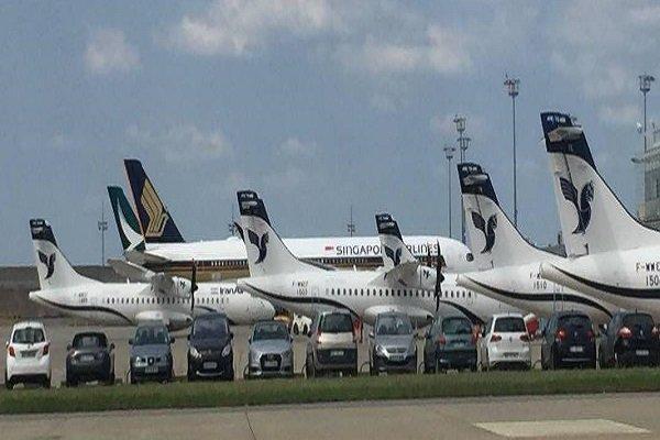 جزئیات نقص فنی هواپیمای ATR در فرودگاه ایلام
