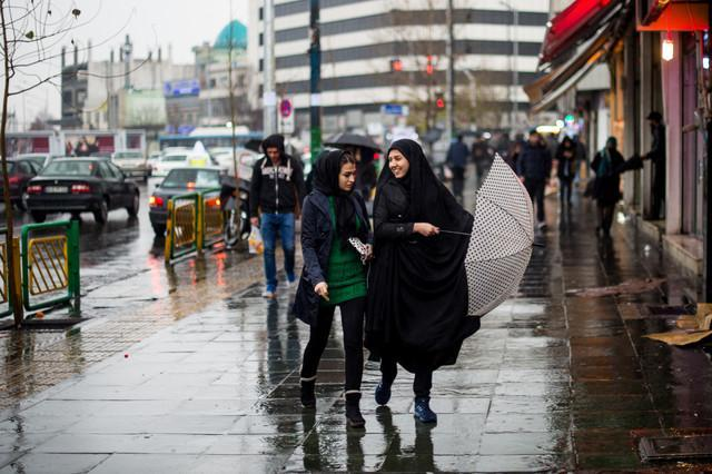 شرایط جوی تنها علت بهبود کیفیت هوای تهران نبوده است