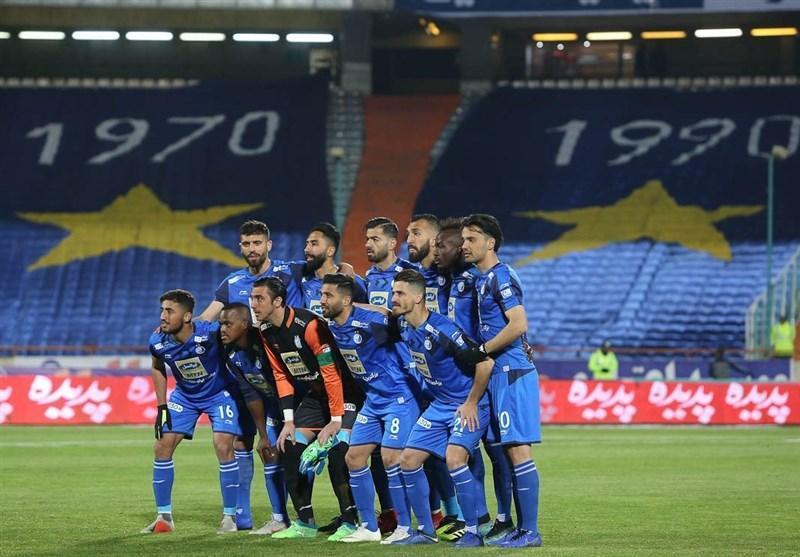 لیگ برتر فوتبال، اعلام ترکیب استقلال برای دیدار مقابل ذوب آهن
