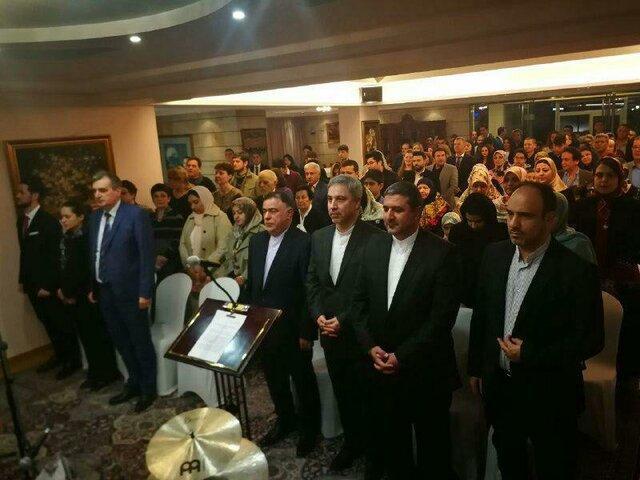 سفیر ایران در بلغارستان: بجاست هر یک از ایرانیان را سفیران فرهنگ و سربلندی ایران بنامیم