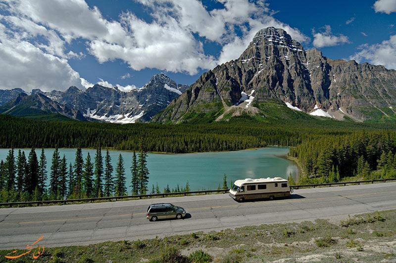 هفت مورد از بهترین جاذبه های کوه های راکی کانادا