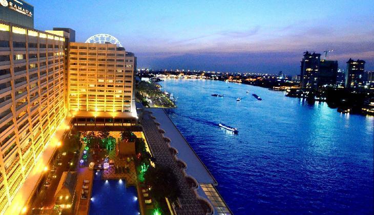 آشنایی با هتل 4 ستاره رامادا پلازا بانکوک تایلند