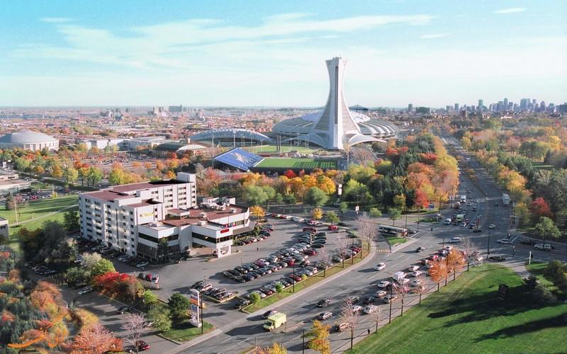 معرفی هتل 4 ستاره یونیورسال مونترال کانادا