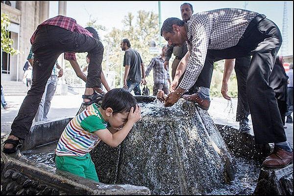 کاهش 10 درجه ای دما در شمال کشور ، تهران 39 درجه