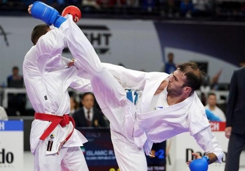 لیگ جهانی کاراته وان کانادا، جدال عباسعلی و عسگری برای کسب برنز