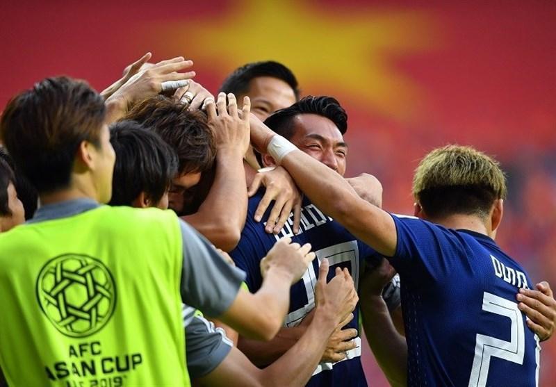 جام ملت های آسیا، صعود ژاپن به نیمه نهایی با تداوم بردهای مالی، سامورایی ها در انتظار برنده دیدار ایران - چین