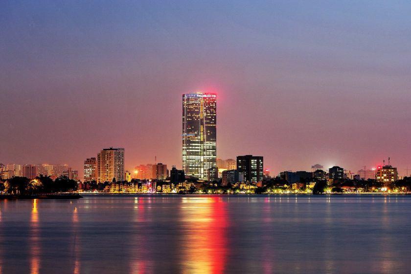 مراکز خرید هانوی، پایتخت ویتنام
