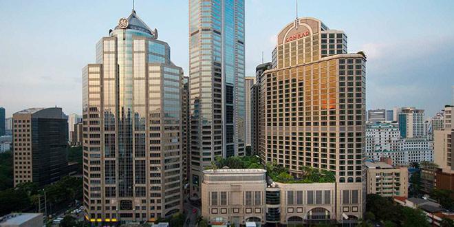 هتل کنراد بانکوک (Conrad بانکوک)