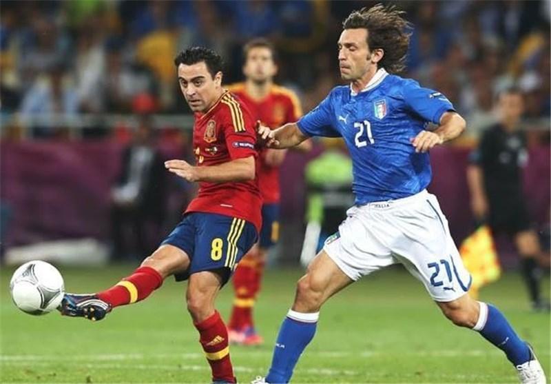 پیراهن تیم ملی ایتالیا در جام جهانی 2014 رونمایی شد