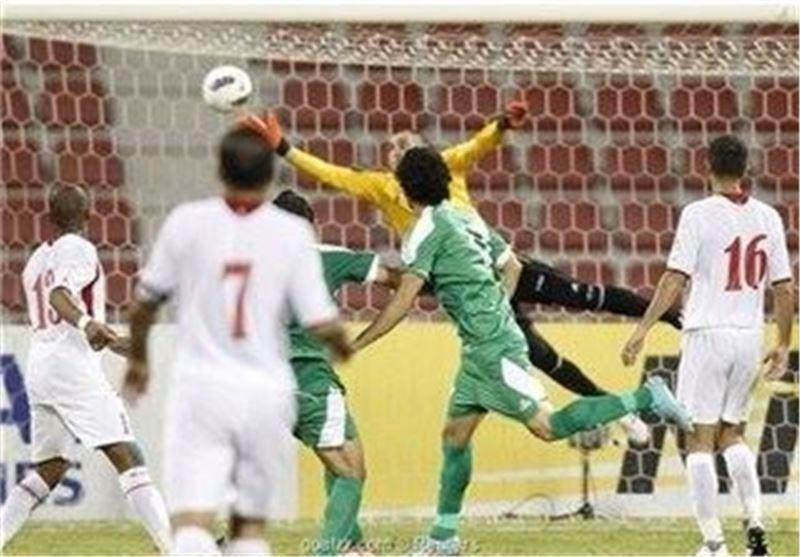 تساوی عمان و اردن در مقدماتی جام ملت های آسیا