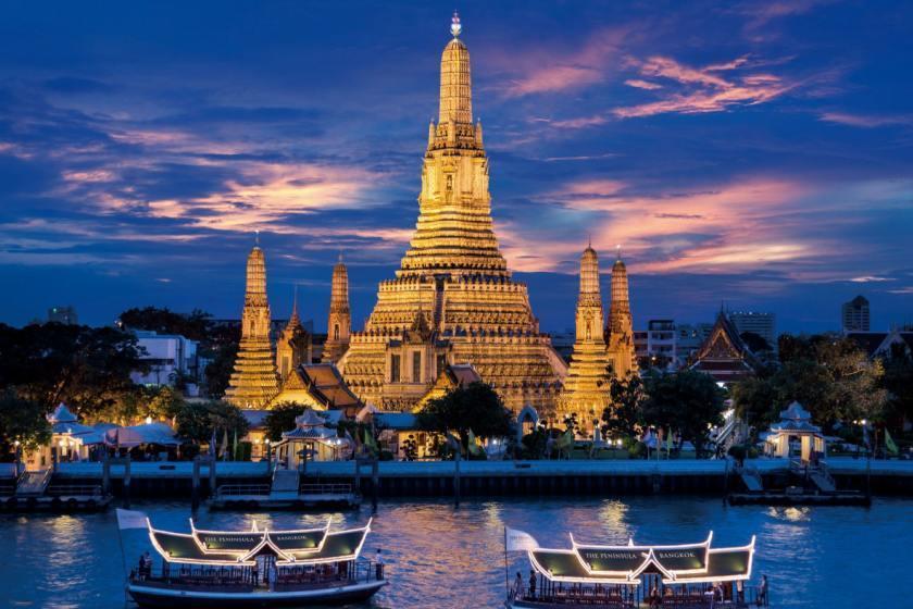 10 مقصد گردشگری خانوادگی در تایلند