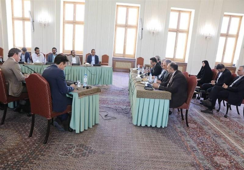 نشست سه جانبه ایران، انصارالله و سفرای چهار کشور اروپایی برگزار گردید