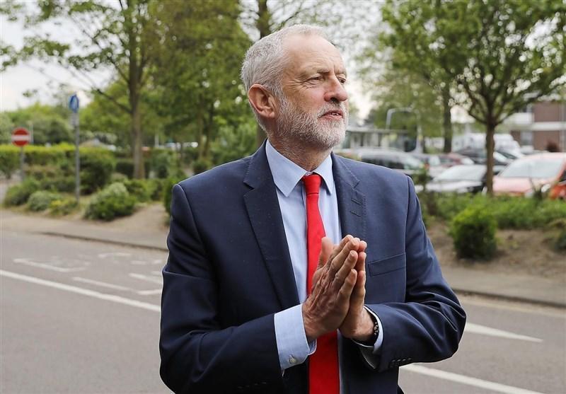 انگلیسی ها برگزیت بدون توافق را به نخست وزیری کوربین ترجیح می دهند