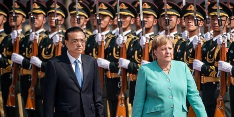 چین و آلمان بر حل مسالمت آمیز ناآرامی ها در هنگ کنگ تأکید کردند