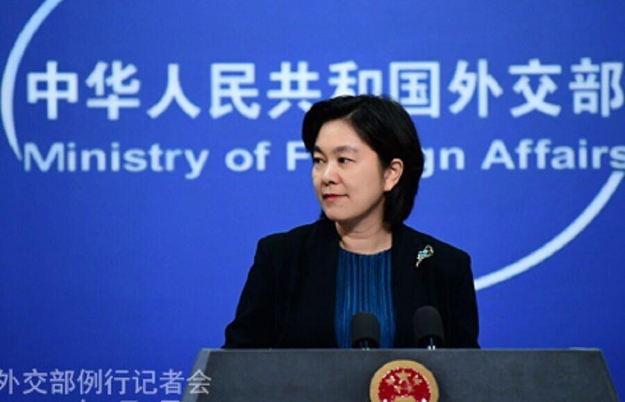 سرچشمه تنش های هسته ای، از زبان سخنگوی وزارت خارجه چین