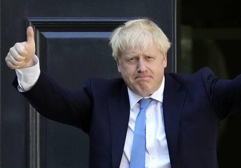 بی ادبی نخست وزیر انگلیس مقابل ماکرون