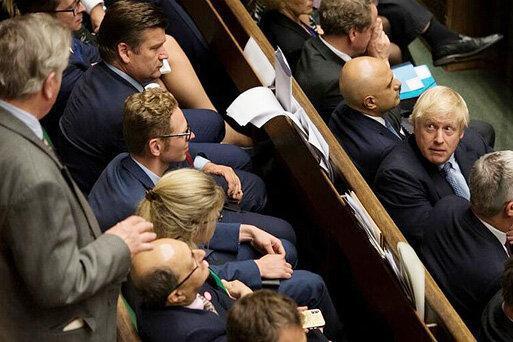 مجلس بریتانیا پس از رای گیری درباره انتخابات زودرس تعلیق می گردد