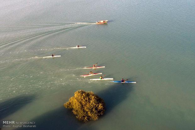 شاهو ناصری قایقران سنندجی به بازی های آسیایی جاکارتا اعزام می گردد