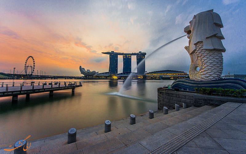 راهنمای سفر به سنگاپور