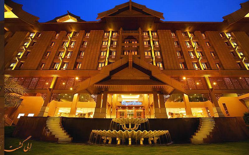 معرفی هتل رویال چولان کوالالامپور ، 5 ستاره