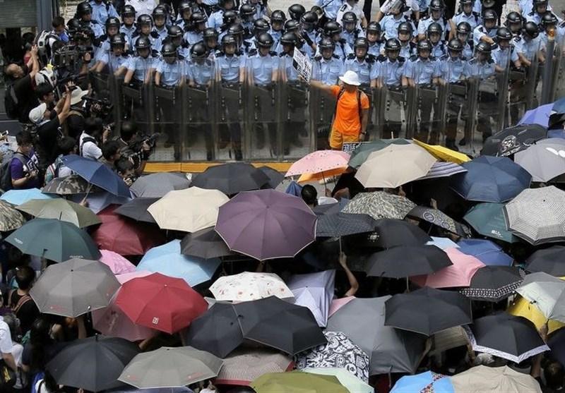 یادداشت ، دو دیدگاه متفاوت در ناآرامی های هنگ کنگ