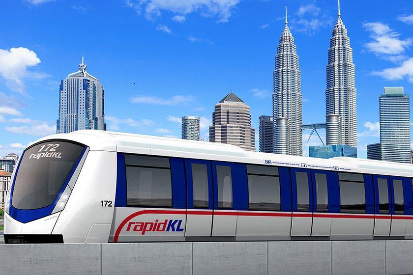 حمل و نقل عمومی در کوالالامپور، مالزی (قسمت اول)