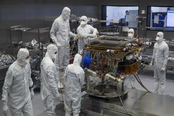 مریخ نورد سازمان فضایی اروپا 2020 به آسمان می رود