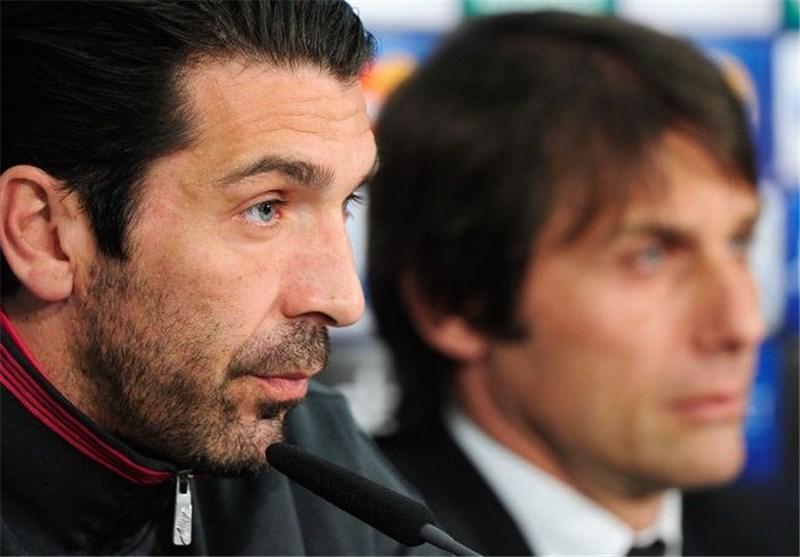 بوفون: کونته برای راهنمایی تیم ملی ایتالیا مردد است