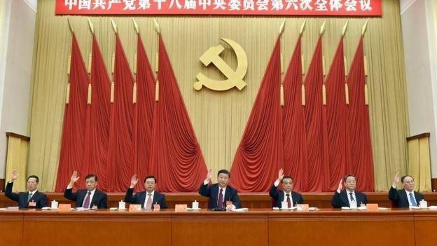 نشست کمیته مرکزی حزب کمونیست چین هفته آینده برگزار می گردد