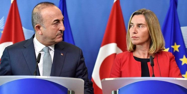 کمیسیون اروپا: سیاست خارجی ترکیه باید با اتحادیه اروپا هماهنگ گردد