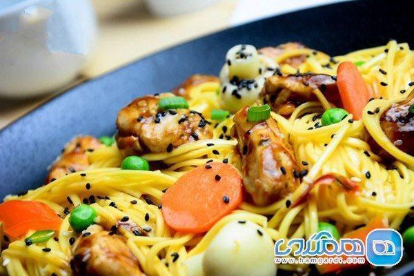 خوشمزه ترین غذاهای تایلند و جهانی از ادویه های خوش رنگ و عطر