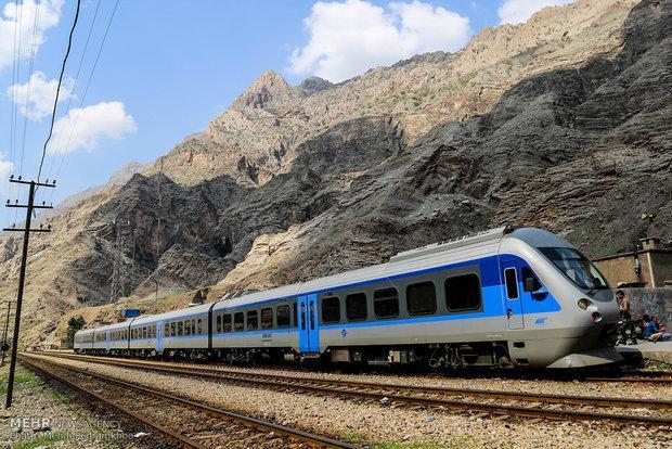 بیست و چهارمین قطار گردشگری از مسکو به اصفهان رسید