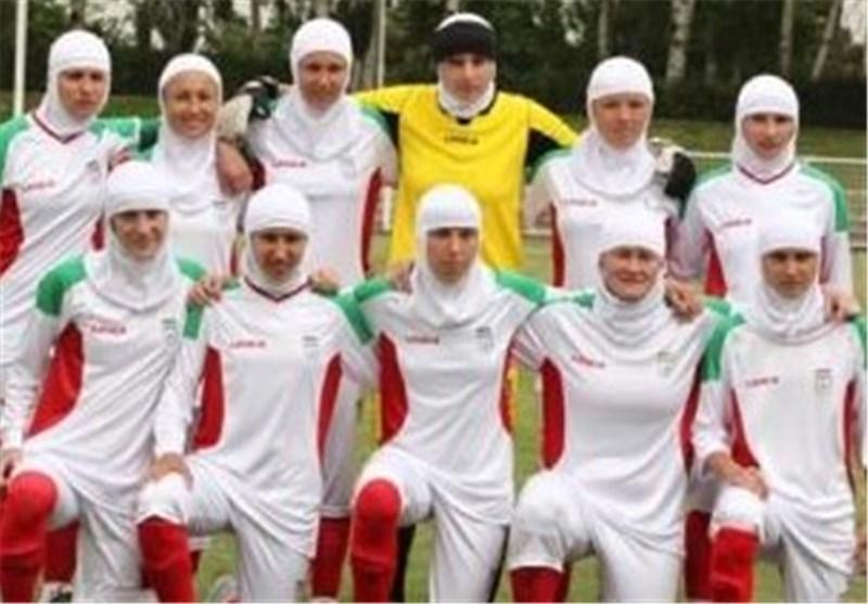 تیم ایران در نخستین بازی مقابل تایلند باخت