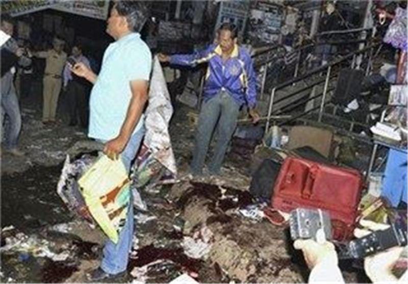 12 کشته در انفجارهای امروز هند