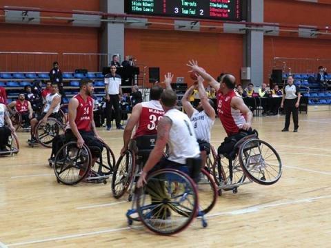 دومین برد تیم ملی بسکتبال باویلچر مردان برابر نیوزیلند، شکست بانوان مقابل چین