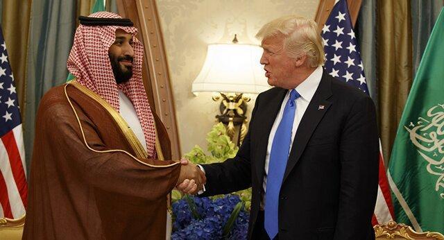 بن سلمان کشته شدن البغدادی را به ترامپ تبریک گفت